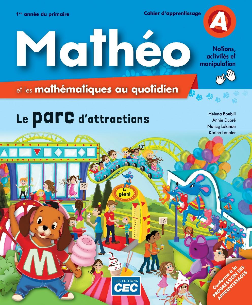 Matheo Et Les Mathematiques Au Quotidien