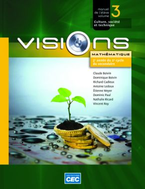 VISIONS - 5e SECONDAIRE
