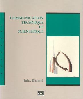 COMMUNICATION TECHNIQUE ET SCIENTIFIQUE