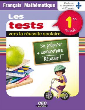 LES TESTS VERS LA RÉUSSITE SCOLAIRE