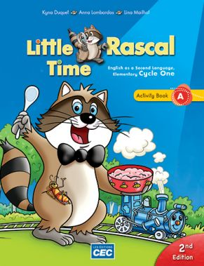 LITTLE RASCAL TIME