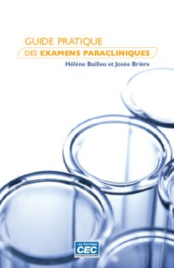 GUIDE DES EXAMENS PARACLINIQUES