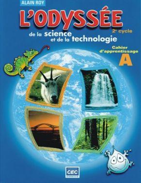 L'ODYSSÉE DE SCIENCE ET TECHNOLOGIE