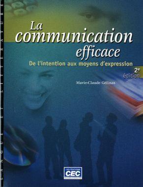LA COMMUNICATION EFFICACE