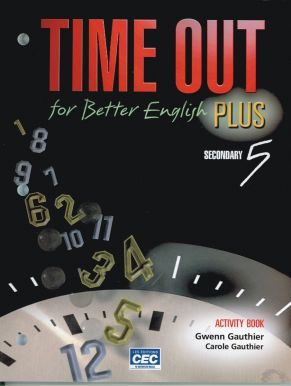 TIME OUT FOR BETTER ENGLISH PLUS