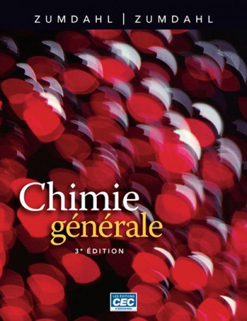 CHIMIE GENERALE. 2ème édition - Steven-S Zumdahl