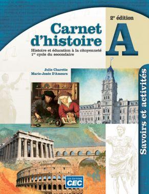 CARNET D'HISTOIRE