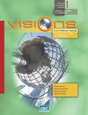 VISIONS - 4e SECONDAIRE