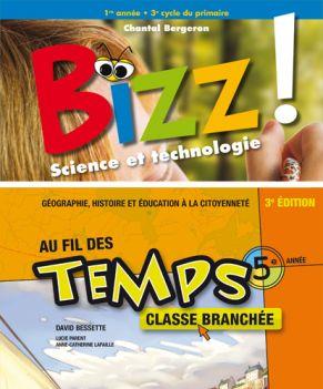 ENSEMBLE BIZZ / AU FIL DES TEMPS