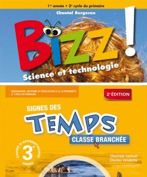 ENSEMBLE BIZZ / SIGNES DES TEMPS