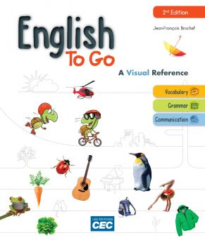 ENGLISH TO GO, A VISUAL REFERENCE