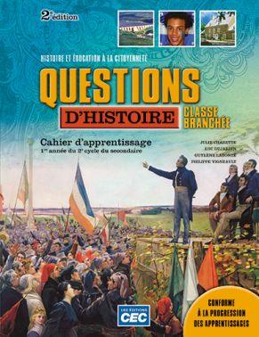 QUESTIONS D'HISTOIRE