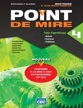 POINT DE MIRE SEC 4