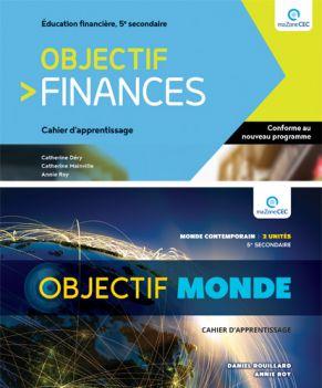 ENSEMBLE OBJECTIF FINANCES / OBJECTIF MONDE