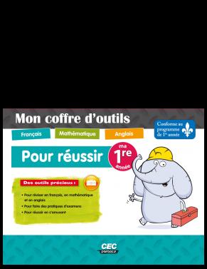 MON COFFRE D'OUTILS POUR RÉUSSIR